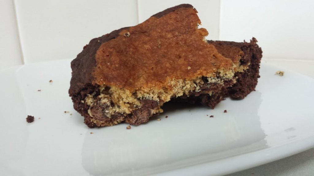 black bottom banana bars